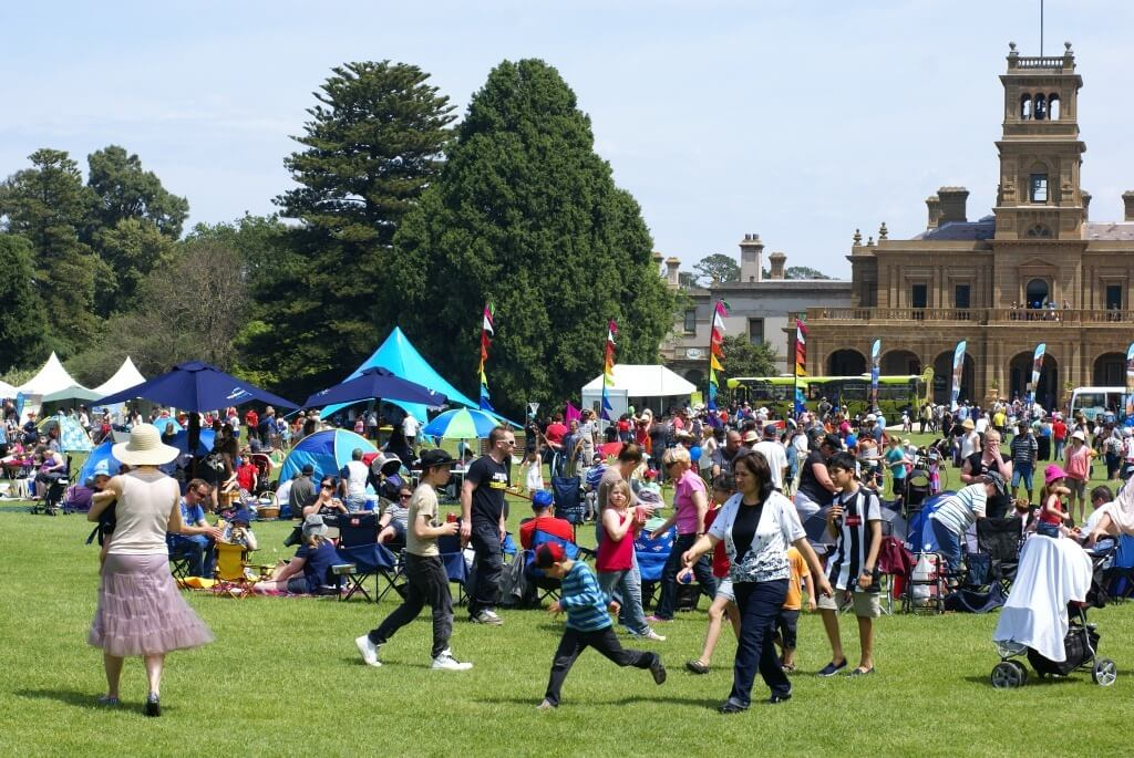Childrens Week Picnic Werribee