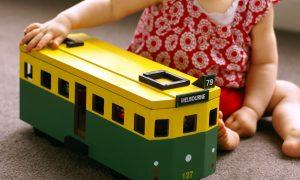 Melbourne Toy Tram