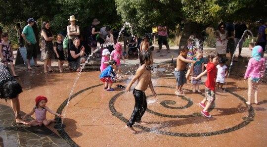 Hot Ian Potter Foundation Children S Garden Royal Botanic Gardens Melbourne Observatory