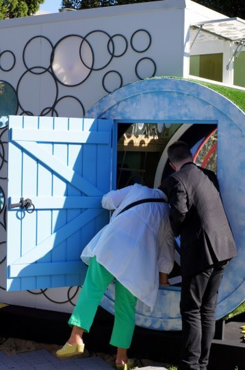 HOT: Kids Under Cover's 2013 Cubby House Challenge, Melbourne International & Flower Show, Carlton Gardens, Carlton