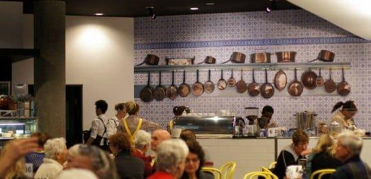 Gallery Kitchen, NGV International, 180 St Kilda Rd, Melbourne
