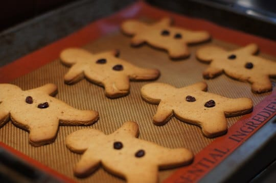 Gingerbread Men by Donna Hay