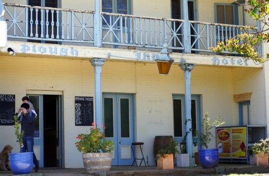 The Plough Inn Tarrawingee