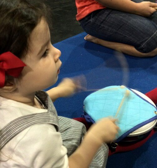 Toddler Music Footscray Arts Centre