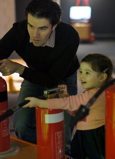 Rescue Scienceworks