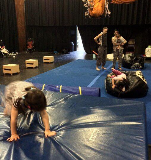 Circus class Footscray