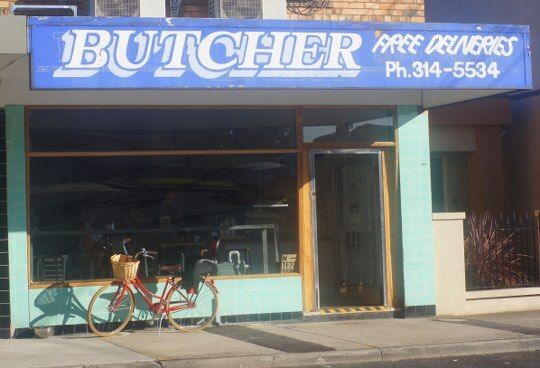 Butcher 128 128 Roberts St Yarraville 2 HOT: Butcher 128, 128 Roberts St, Yarraville