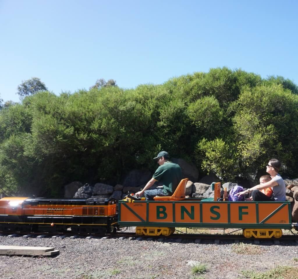 Altona Miniature Railway