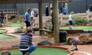 Yarra Bend Mini Golf