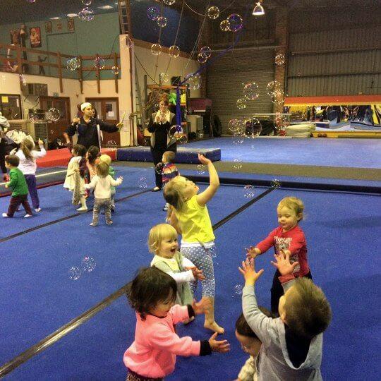 kids acrobatic class melbourne