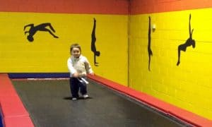 Kids Acrobatics Class Melbourne
