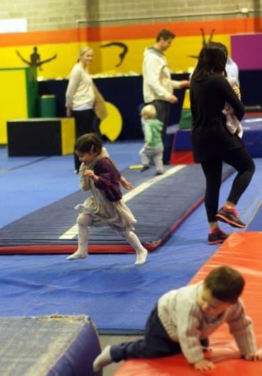 acrobatics class