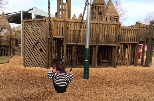 albert park community playground