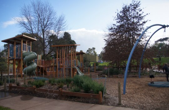 yarra glen adventure playground