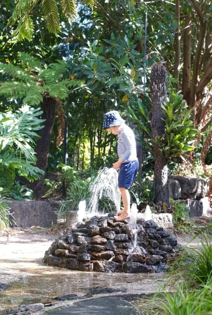 Children's Garden Royal Botanic Gardens