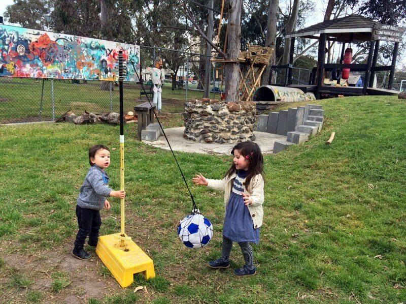 The Venny Adventure Playground Kensington Parks