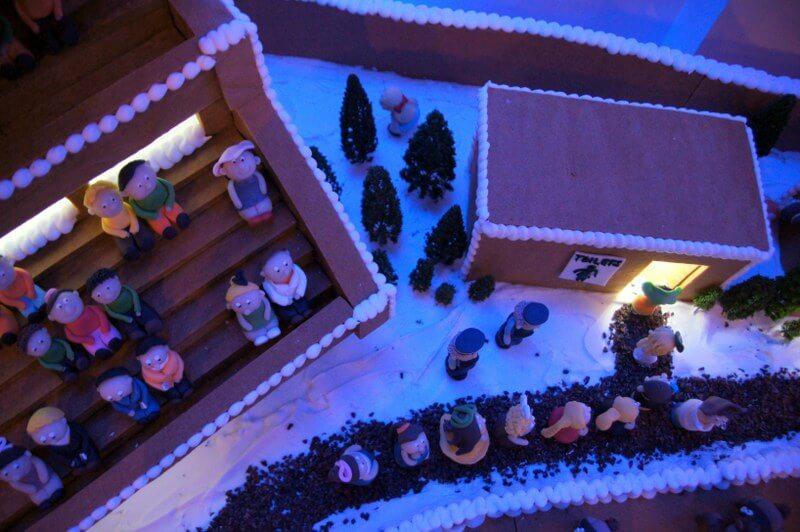 gingerbread village melbourne