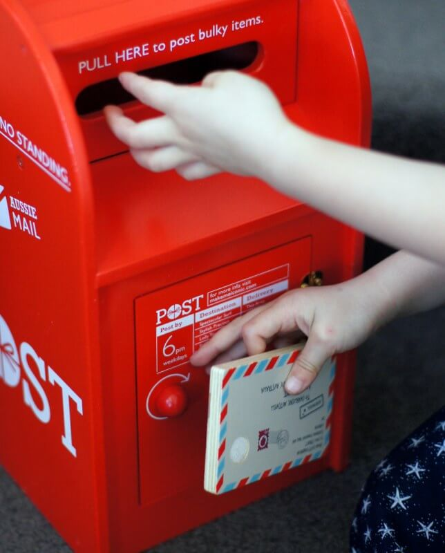 Iconic Post Box by Make Me Iconic