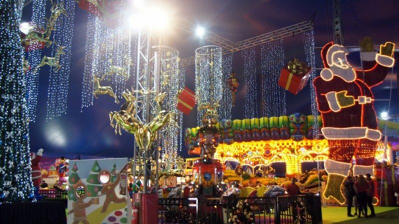 HOT: Santa's Magical Kingdom, Caulfield Racecourse