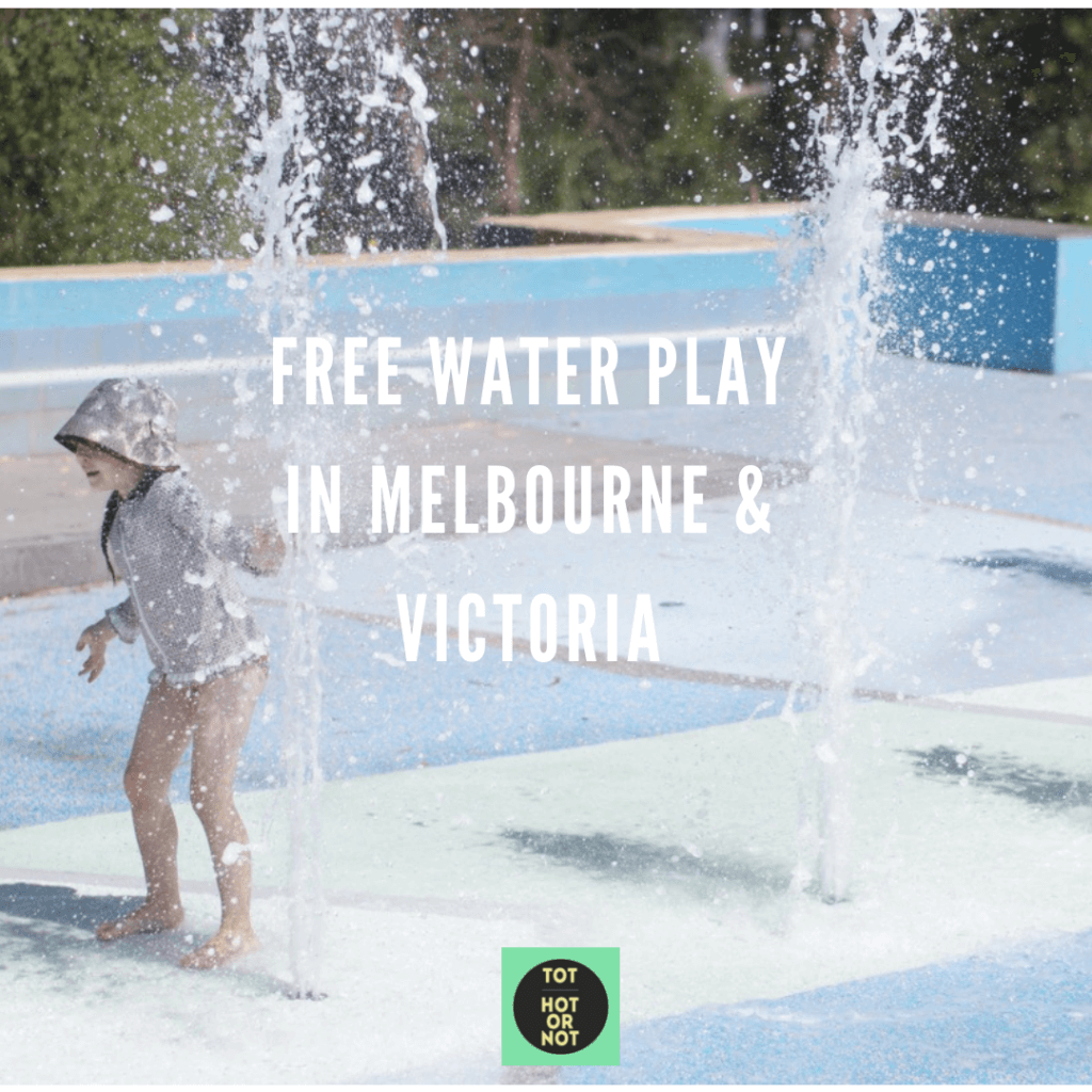 Free Water Play Melbourne