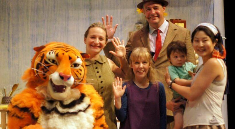 Top 7 Tips For Going To The Theatre With Kids