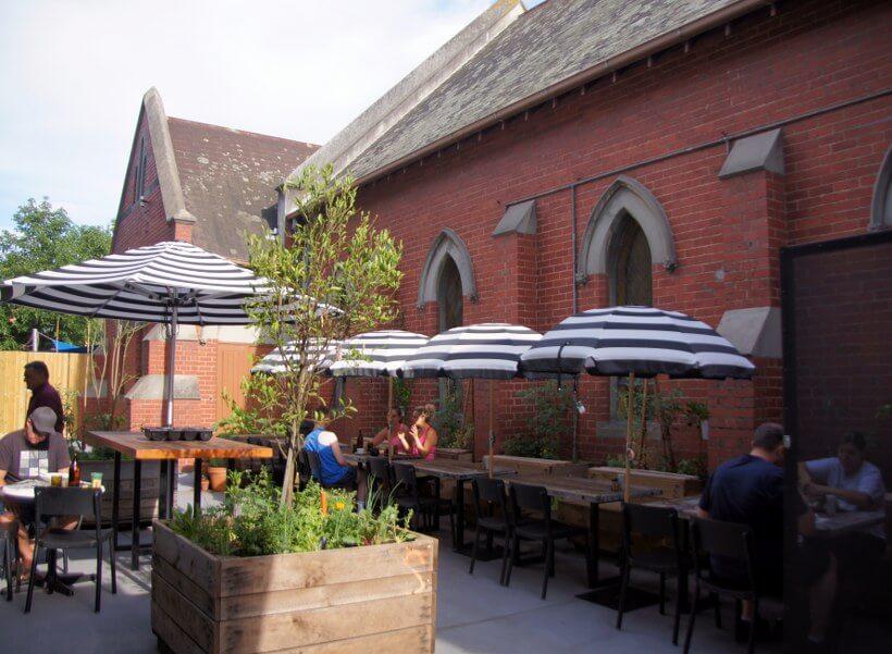Station Street Cafe Fairfield