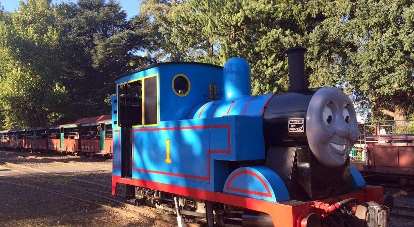 HOT: Day Out With Thomas, Puffing Billy, Gembrook