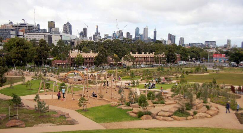 Top 40 Of Australia's Best Playgrounds