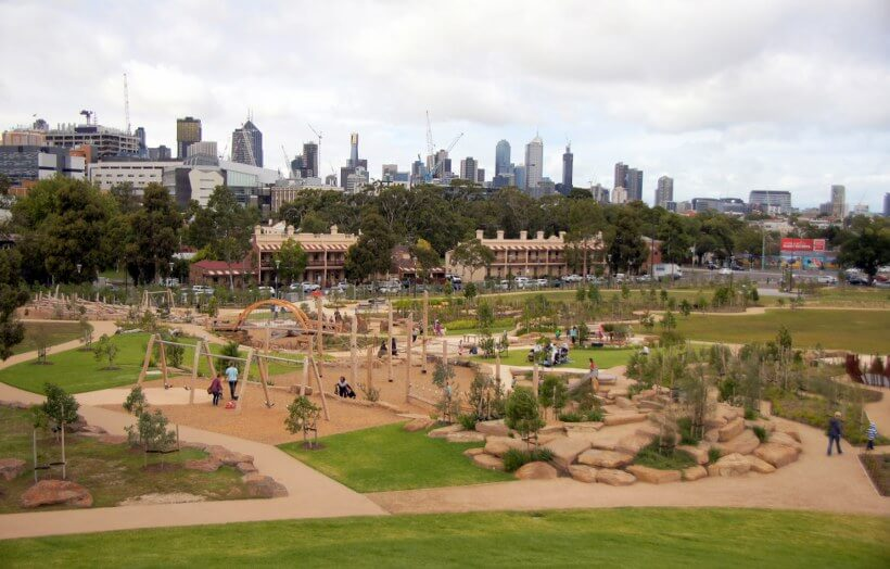 royal park playground