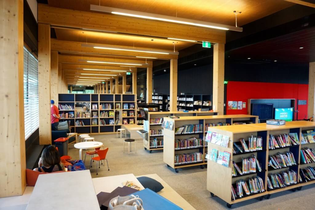 Library at the Dock Docklands - 12
