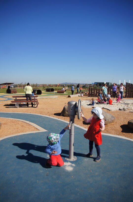 harpley estate playground