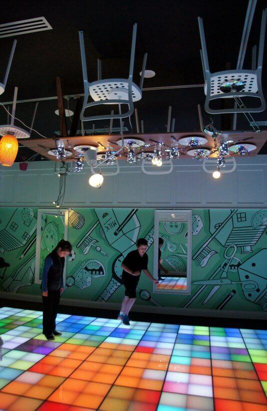 Open House Tromarama for Kids NGV International 180 St Kilda Rd Melbourne 12 HOT: Open House: Tromarama for Kids, NGV International, 180 St Kilda Rd, Melbourne