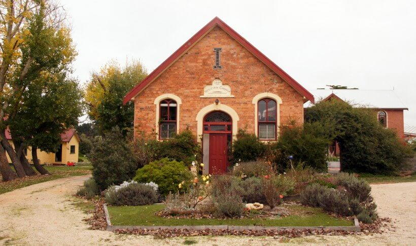 miner's church