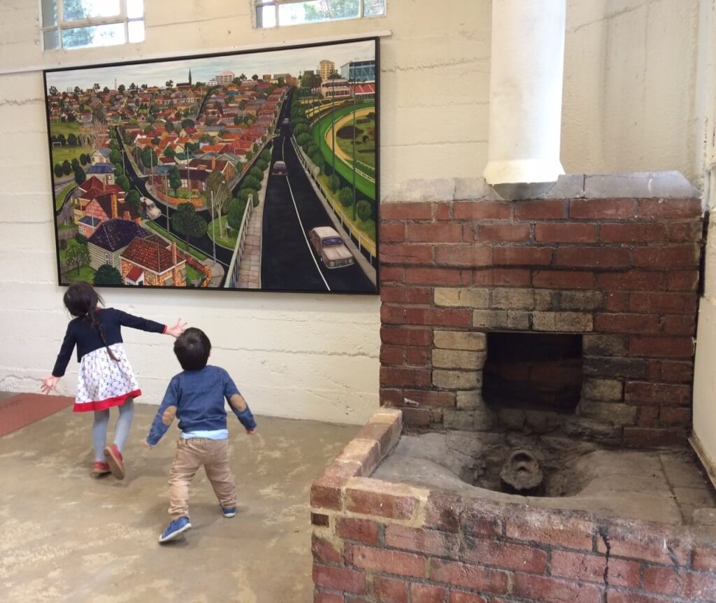 incinerator gallery