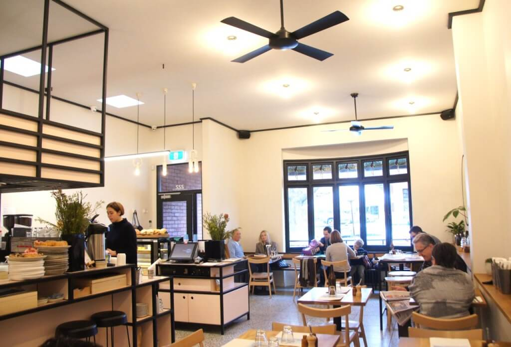 square and compass cafe