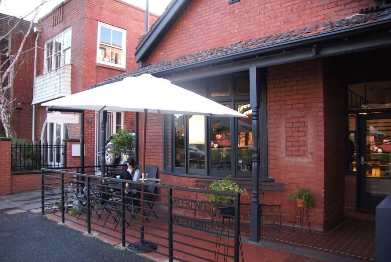 Cafe Clarendon St East Melbourne