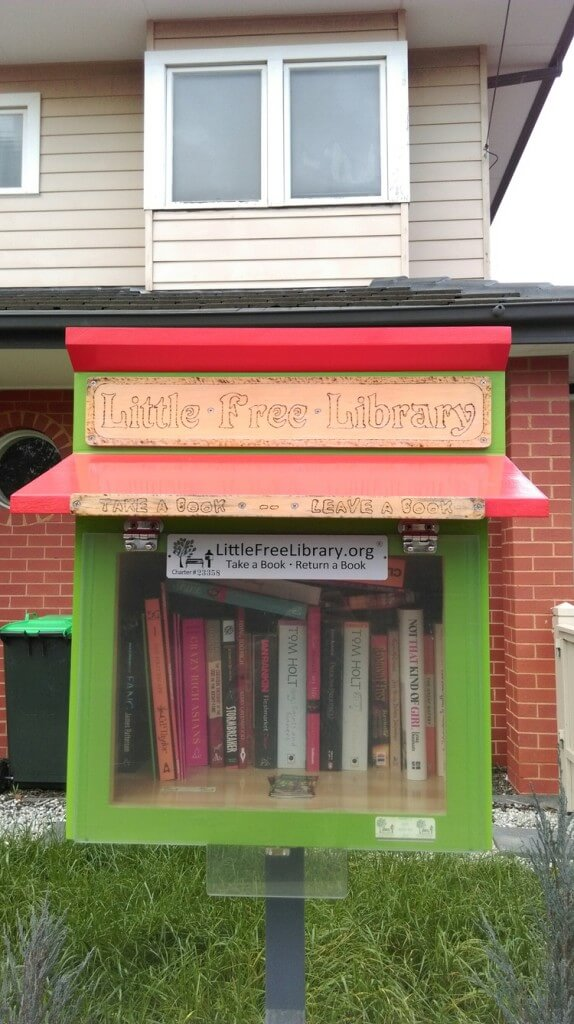 little free library