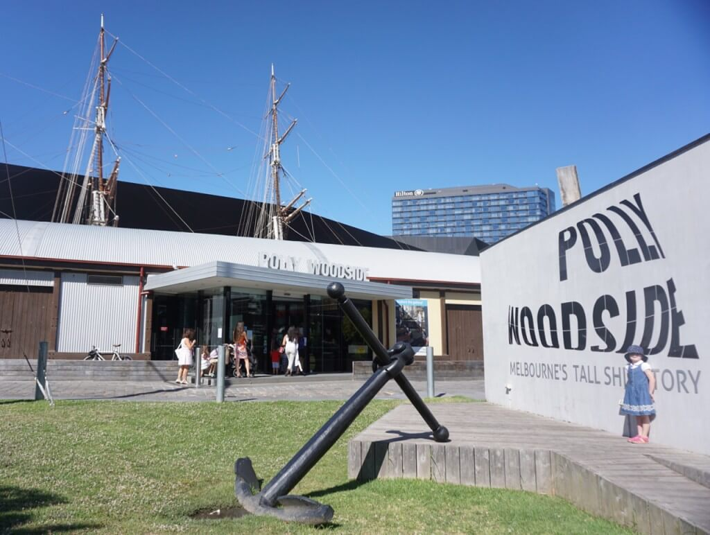 Caribbean Pirates by The Australian Shakespeare Company, Polly Woodside, 21 South Wharf Promenade, South Wharf