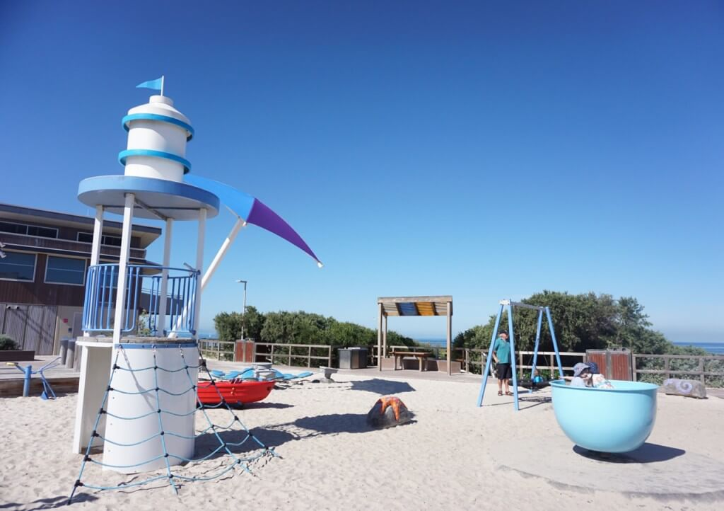 Carrum Beach Playground, 15 Old Post Office Lane, Carrum Beach Foreshore, Carrum