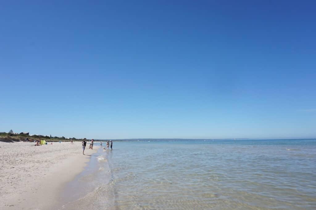 carrum beach