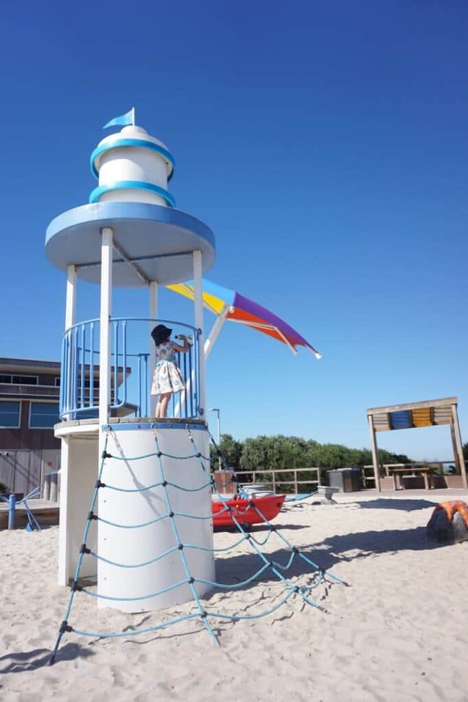 Carrum Beach Playground, 15 Old Post Office Lane, Carrum Beach Foreshore, Carrum
