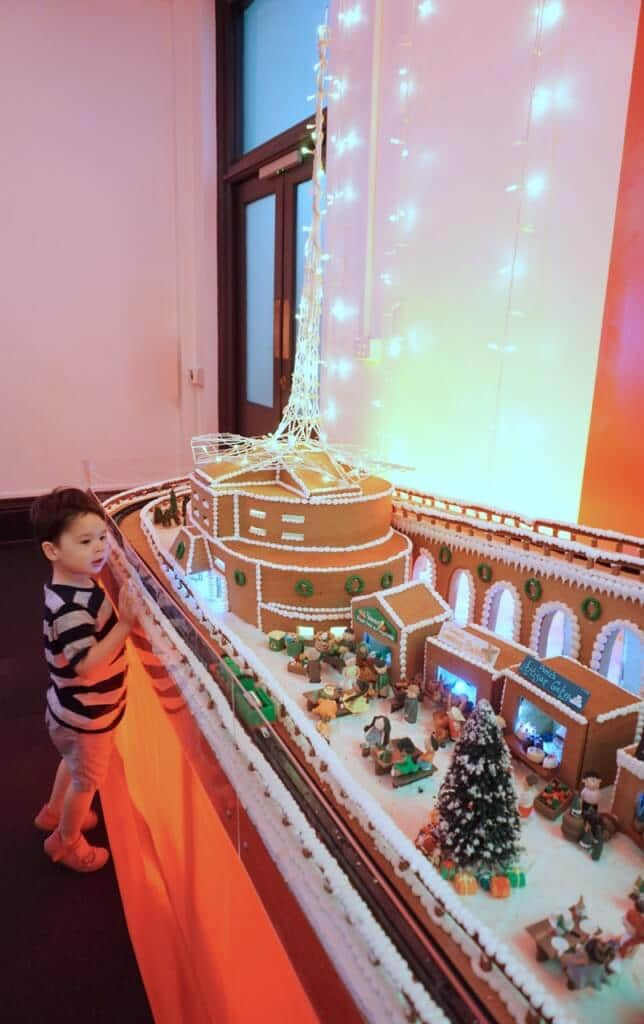 gingerbread village melbourne