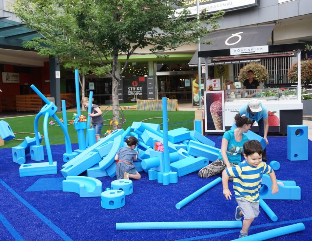 Highpoint Pop Up Park