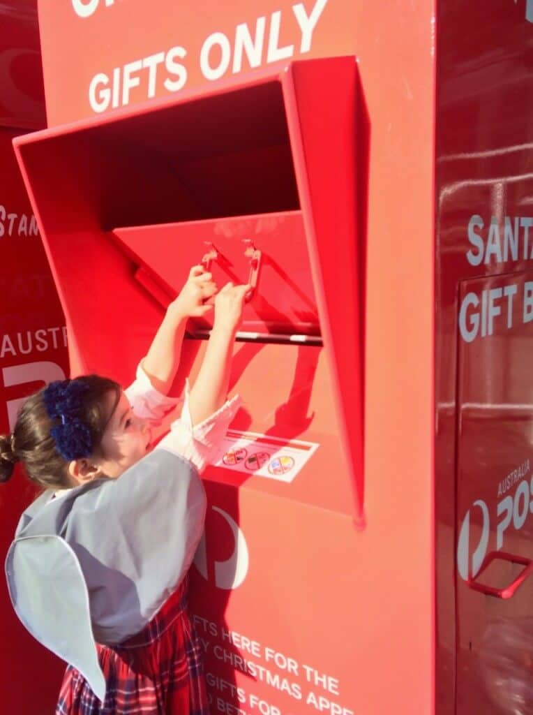 Santa's Gift Box - 1