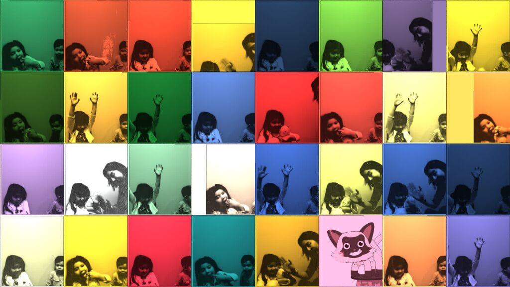 studio cats ngv