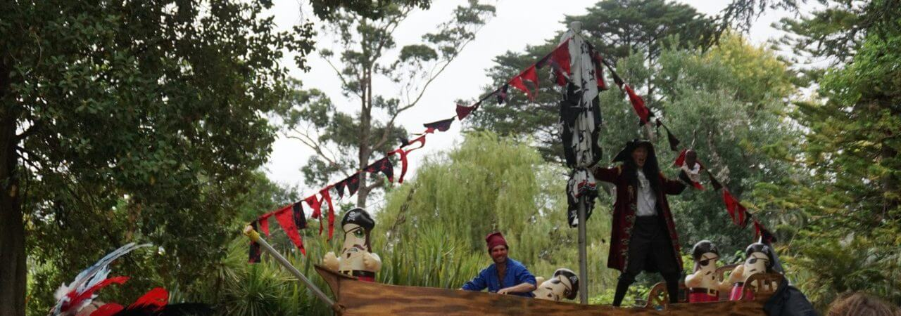 HOT: Alice And Peter Pan In Never Neverland, Rippon Lea Gardens, Elsternwick