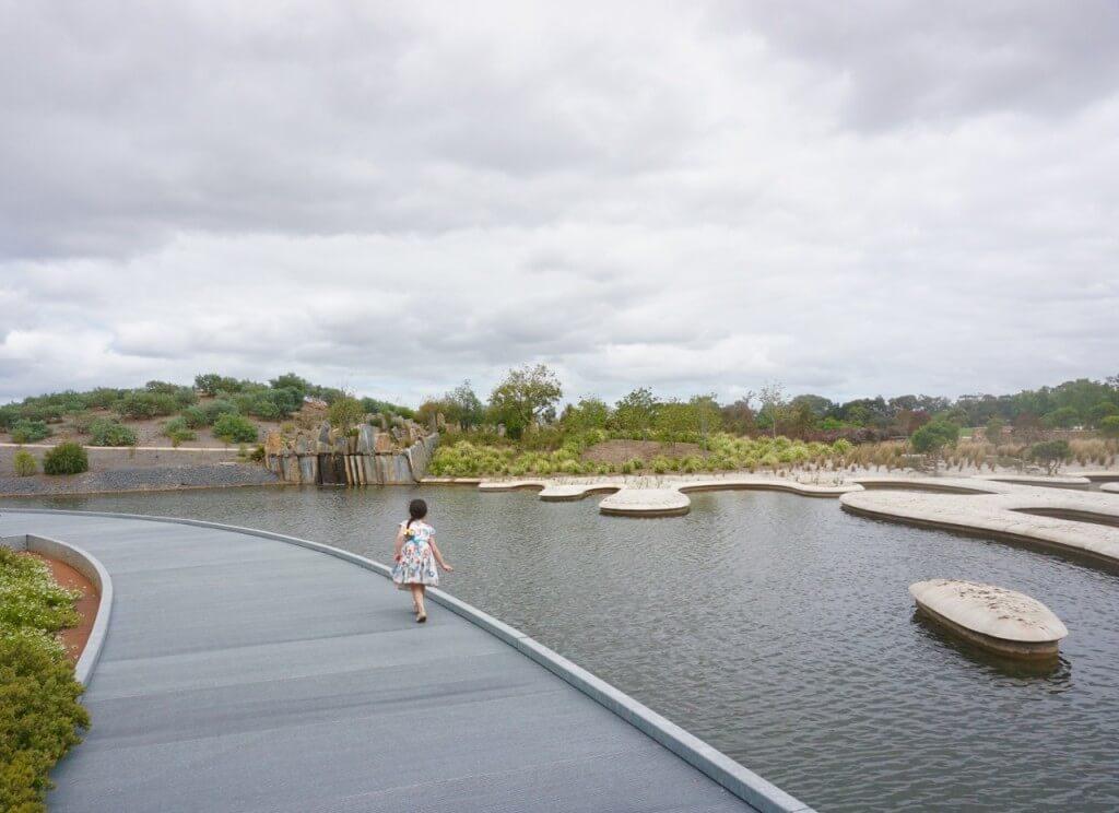 Australian Garden, Royal Botanic Gardens Cranbourne, cnr Ballato Rd and Botanic Drive Cranbourne