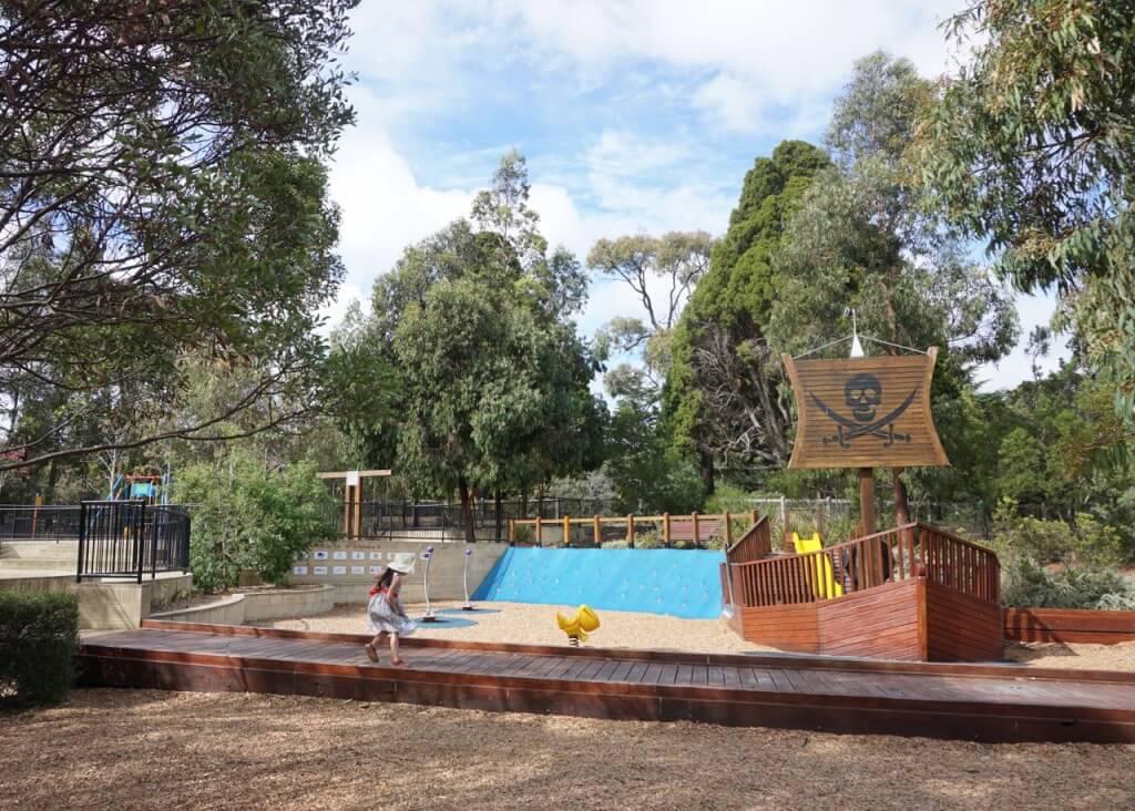 Geelong Play Space, Eastern Park Circuit, Geelong