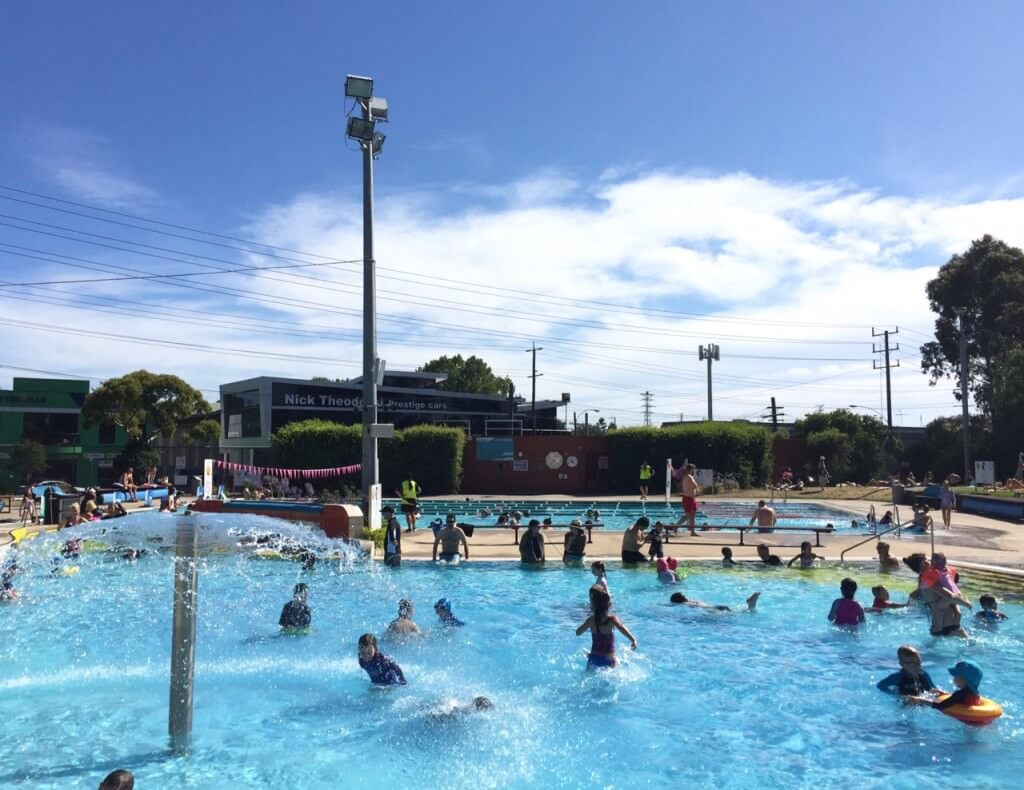 North Melbourne Recreation Centre pool, 1 Macaulay Rd, North Melbourne