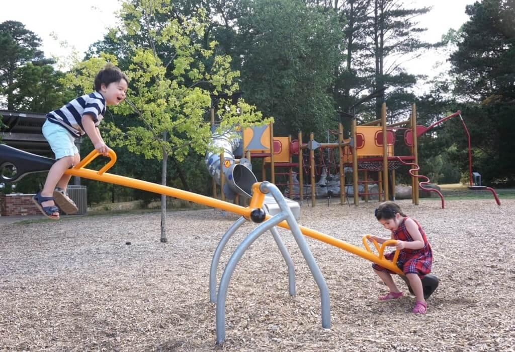 Wooden Children's Park - 1 (1)